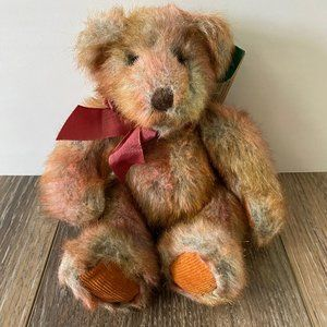 Vintage Russ Berrie Mayberry Teddy Bear Plush Toy